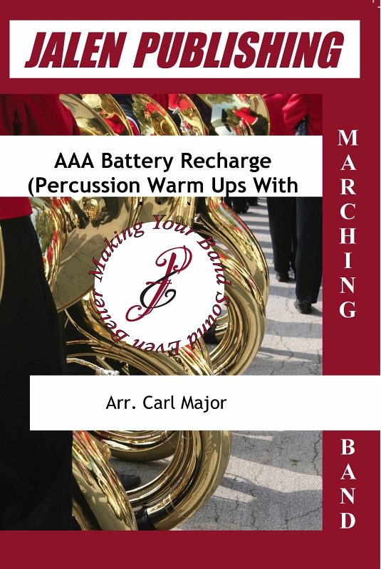 AAA Battery Recharge (Percussion Warm Ups With Juice)